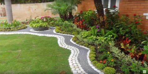 ideas para decorar casa y jardin 20 hermosas ideas para decorar tu jard 237 n con piedras