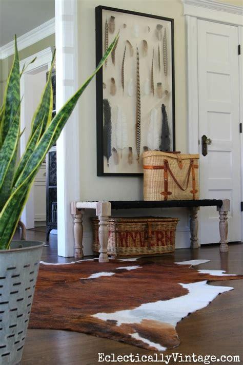 cowhide rug design ideas best 25 cowhide rug decor ideas on cowhide