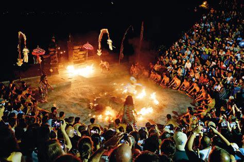 balis nightly kecak dance  places    bali