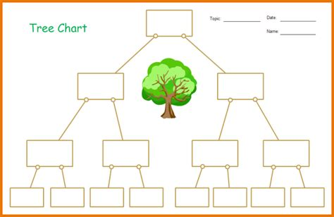 Blank Decision Tree Template 10 blank decision tree template plantemplate info
