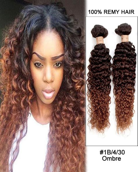 hair weaves kinky curly weave remy hair weave indian 24 black auburn ombre kinky curly brazilian remy hair