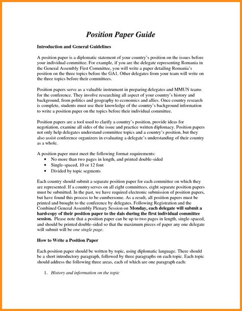 guidelines for writing a term paper writing term paper guidelines resume