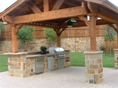 outdoor kitchen builder outdoor kitchens premier deck and patios san antonio tx