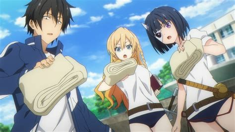 Infinite Stratos Jk Anime Armed S Machiavellism Episode 4 Synopsis And