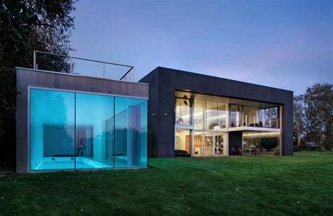 safe house new home house in warsaw e architect