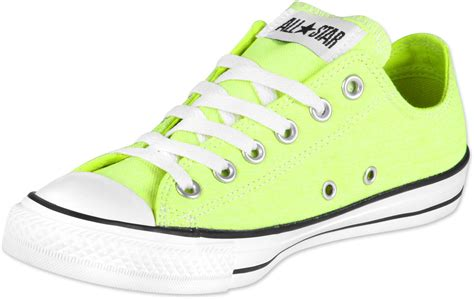 A Late Addition To The Yellow Shoe Roundup Patent Peep Toe Pumps From Bcbgirls To 4999 At Smartbargains by Converse All Ox Shoes Neon Yellow