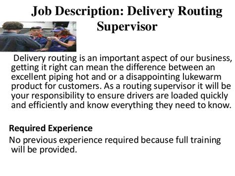 domino s pizza delivery driver description piping drivers resumes for success