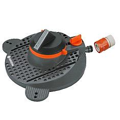 gardena or part circle silent sprinkler the home