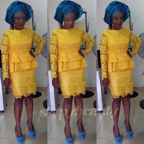 aso ebi style for blue and yellow colour 17 meilleures images 224 propos de bella sur pinterest