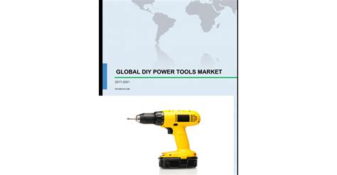 diy power tools market size share growth trends