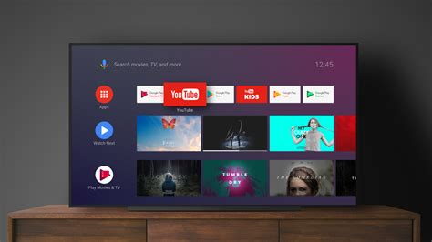 Play Store Android Tv Brings New Android Tv Launcher And Services To