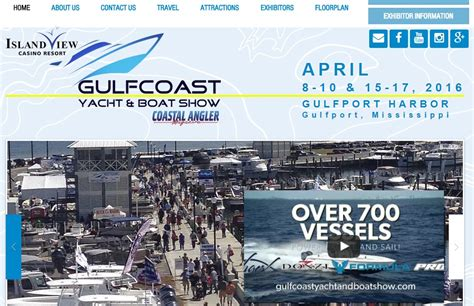 ta boat show free tickets gulf coast yacht boat show 2016 april 15 17 free