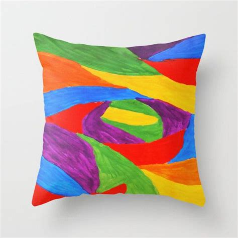 Bright Colored Pillows by Discover And Save Creative Ideas
