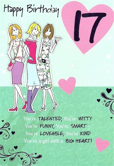 Quotes For 17th Birthday 17th Birthday For Daughter Quotes Quotesgram