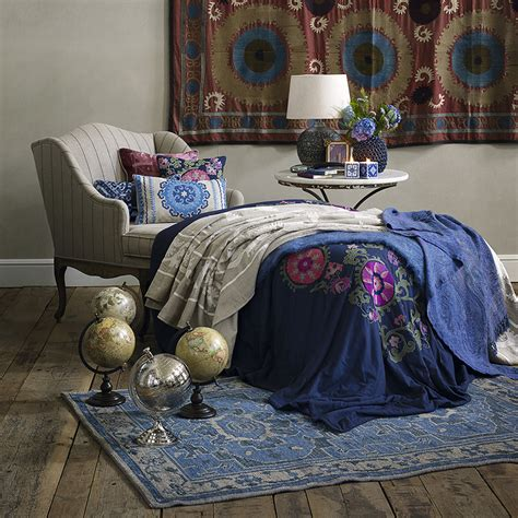 zara home s artisan style rugs cushions and throws