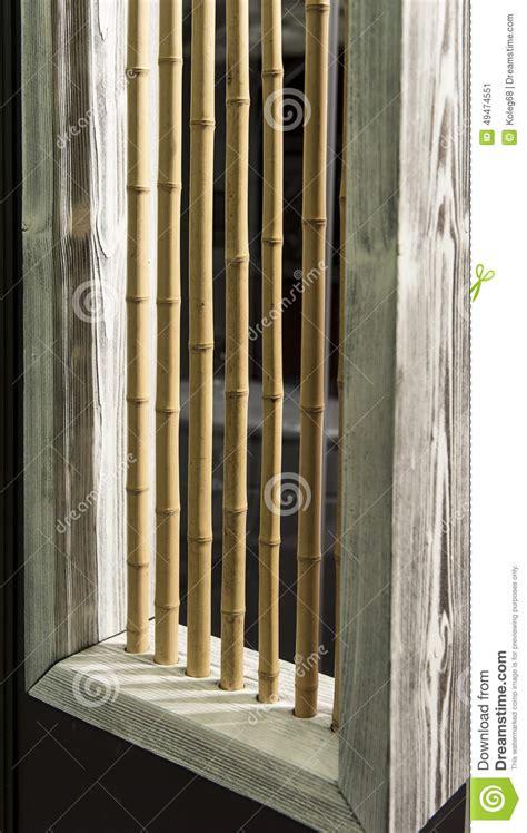 bamboo house interior design bamboo interior design house wooden stock photo image 49474551