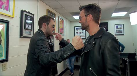 eric church fan eric church encounters his madame tussauds wax figure
