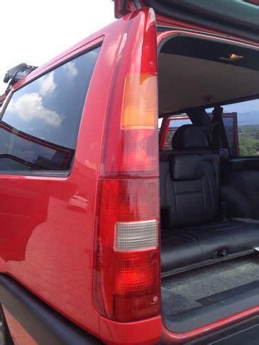sell   volvo  wagon rare  row backseat superb condition  phoenix