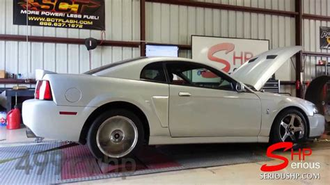 performance mustangs of houston ford mustang cobra 4 6l shp built and tuned sct 499 rwhp