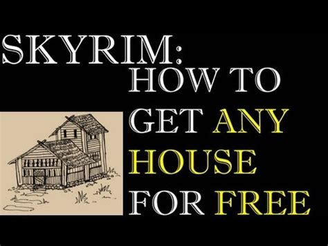 how do you buy a house in windhelm skyrim buy a house in windhelm how to save money and do it yourself