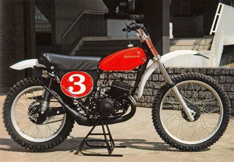 works motocross bikes here are some badass pics of early japanese works bikes
