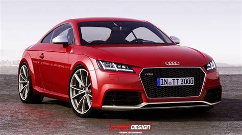 new audi tt rs 2014 2016 audi tt rs the fastest mqb car autoevolution
