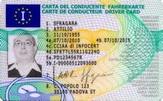 ufficio metrico bologna carta conducente di commercio di bologna