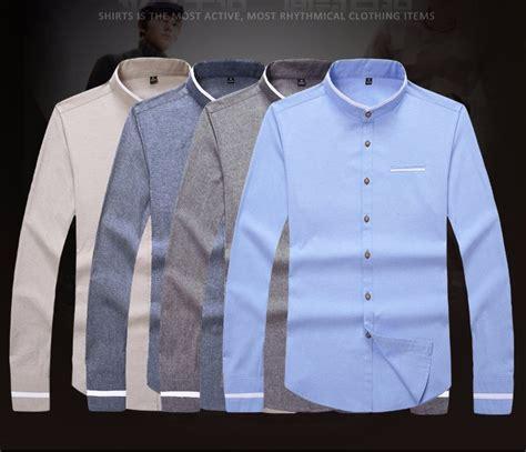 Pakaian Pria Kemeja Slimfit Lengan Panjang Resmi Flanel Lf 01 kemeja lengan panjang pria collaress slim fit size l khaki jakartanotebook