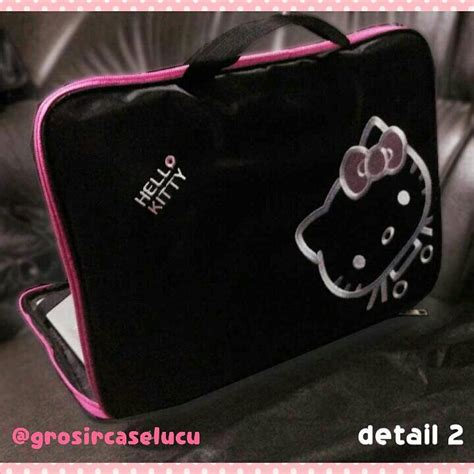 Softcase Hello jual softcase tas laptop hello 14 inch black