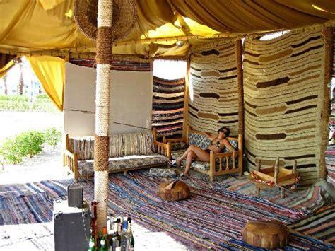 tende beduine interno della tenda beduina foto di fantazia resort