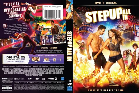 film step up all in step up all in movie dvd scanned covers step up all in