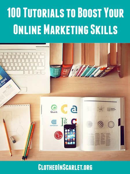 tutorial on online advertising 100 tutorials to boost your online marketing skills
