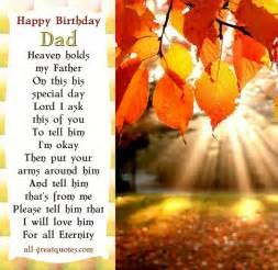 Happy birthday in heaven dad quotesappy birthday in heaven dad
