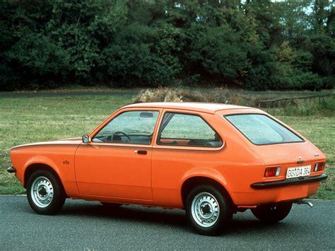 opel kadett 1976 opel kadett city j 1976 opel cars