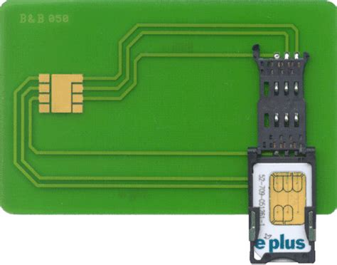 smartcard in adaptor for sim cards kartica rs
