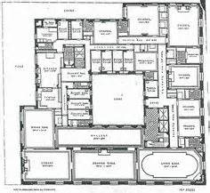 Papal Apartment Floor Plan floor show on pinterest castle homes armani hotel and