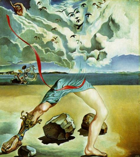 Z Painting Helena Mt by Mural Painting For Helena Rubinstein Panel 1 1942 By