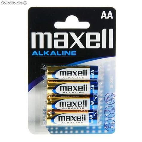Baterai Aa 1 5 V batterie alcaline maxell 1 5v aa pk4 aa 1 5 v