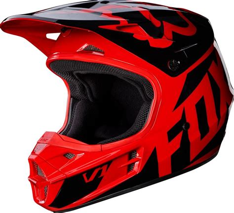 fox helmets motocross 169 95 fox racing mens v1 race dot approved motocross mx
