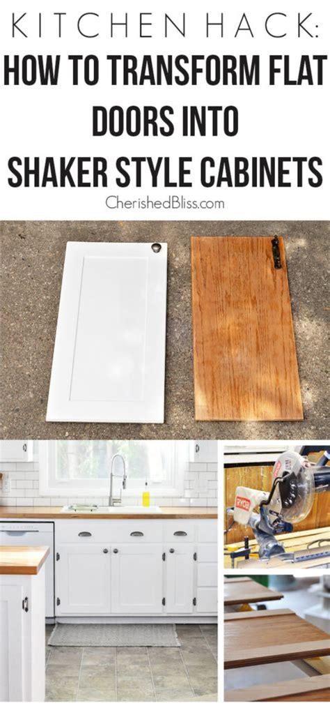 diy update kitchen cabinets