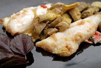 come si cucina il pesce gallinella cucinare il pesce filetti di gallinella con cuori di