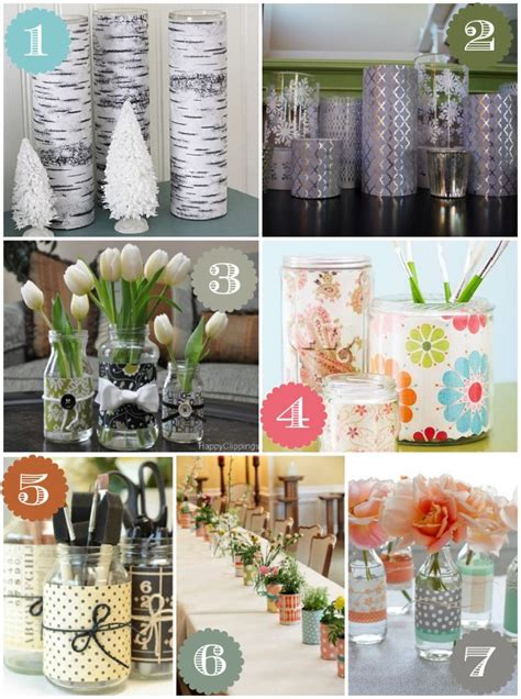 home decoration with paper 42 ways to decorate with scrapbook paper home stories a to z