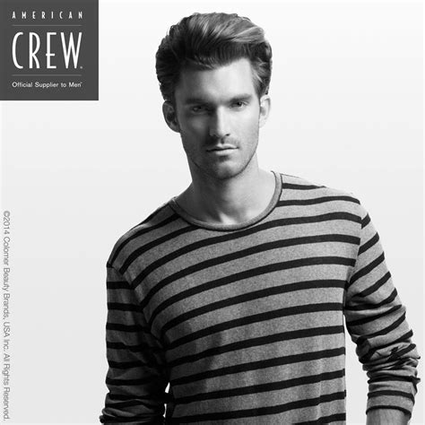 American Crew Fiber Hairstyles by American Crew Pomade For Models Picture