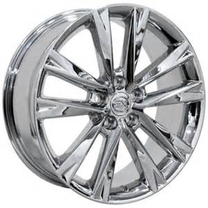 Lexus Chrome Wheels Lexus Rx 350 F Sport Style Replica Wheel Pvd Chrome 19x7 5