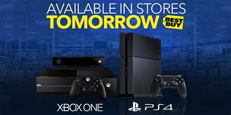 buy ps4 best buy to ps4 and xbox one consoles in stock tomorrow