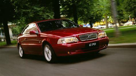 volvo history volvo c70 coupe