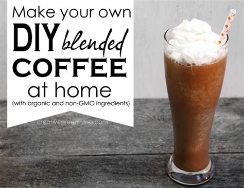 25 best ideas about blended coffee drinks on