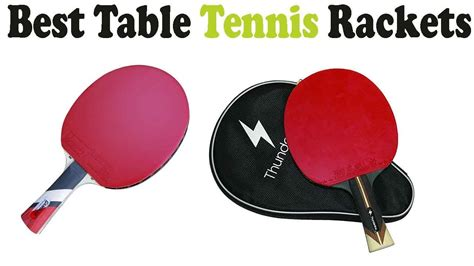 best table tennis racket for best table tennis racket review brokeasshome com