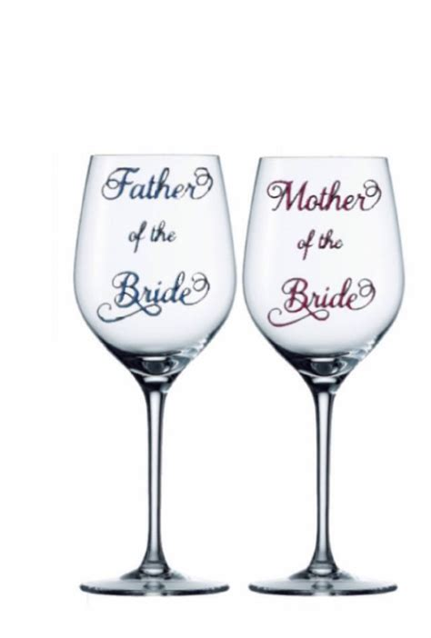 Wedding Gift Wine Glasses by Of The Wine Glasses Of The