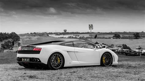 Lamborghini Black And White Black And White Cars Lamborghini Wallpaper 66191